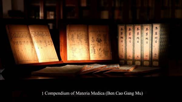 Compendium of Materia Medica (Ben Cao Gang Mu)