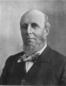 James Burrill Angell (January 7, 1829 – April 1, 1916)