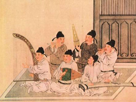 Music in ancient china: a structure of harmony.
